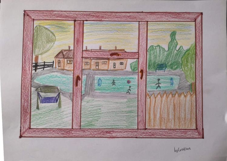 Window Art - Year 5