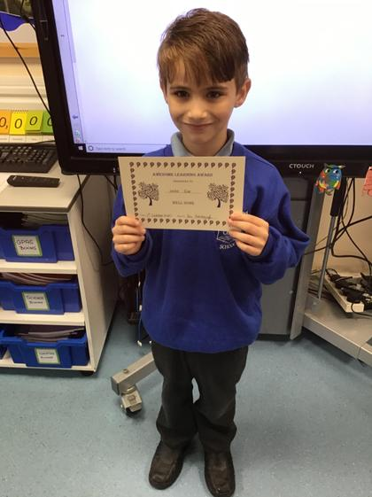 Great work Drake! You are very active during lessons.