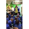 Chartwell's food workshop