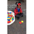 Making shape pictures,