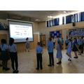 Music Lesson - Body Percussion