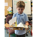 D&T and Science investigating - boat making - testing materials.