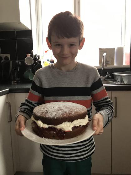 Oliver's Home baking (Lions)