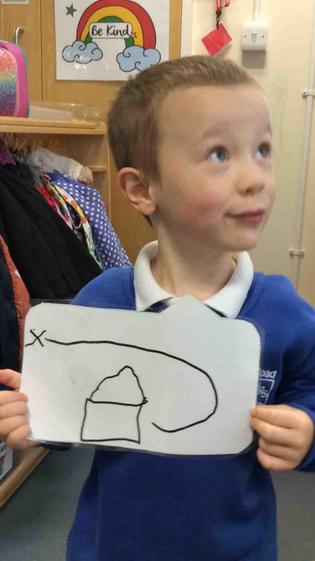 Fantastic creation of a map. What a brilliant idea Charlie.