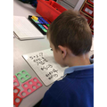 Week 6- writing number sentences with numicon