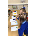Measuring beanstalks with cubes