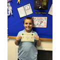 Well done Heyden for articulating well your answers during the 'Hot Seating' activity.