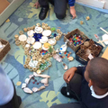 We used our small world to make an island.