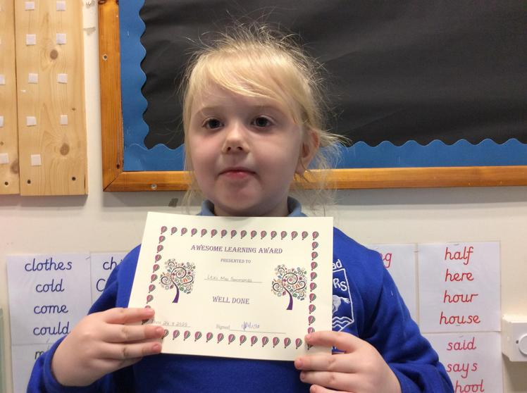 Week 3 - Lexi-Mai for awesome learning all week.