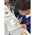 We can write a range of words.