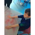 We enjoyed the alien slime!