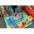 Week 3- making a town and imaginative play