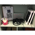 Week 7 - Using QR codes to listen to stories