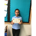Well done Olivia for writing an excellent List poem!