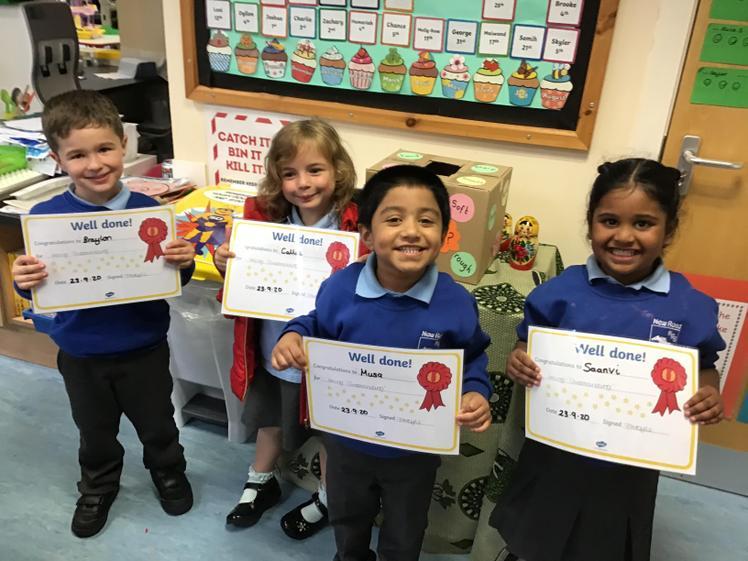 Wednesday's outstanding children