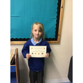 Well done Angel for reading with such confidence and expression!
