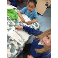 We can make the different graphemes.