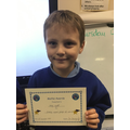 Harry! Great work at Maths!