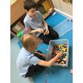 Choice time free play Lego