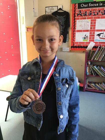 Year 4 Maryse (Bronze)
