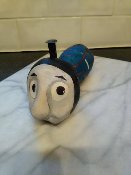 Thomas the tank engine by Sonny in Caterpillars