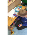 Learning in the phonics area