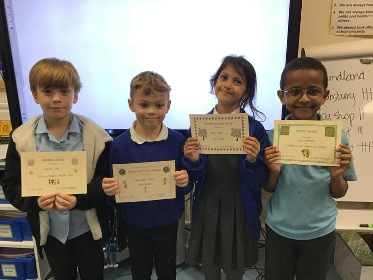 Well done!!! You have worked so hard this week:)
