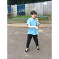 Bubble fun for sensory break