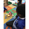 Story telling using resources.