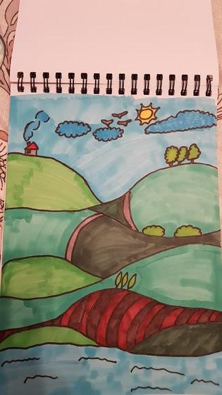 Nicoleta's Landscape Year 6