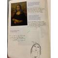 Analysing the Mona Lisa