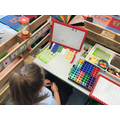 Addition using different resources.