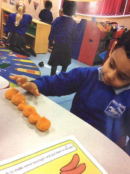 Fantastic work counting all the pumpkins.