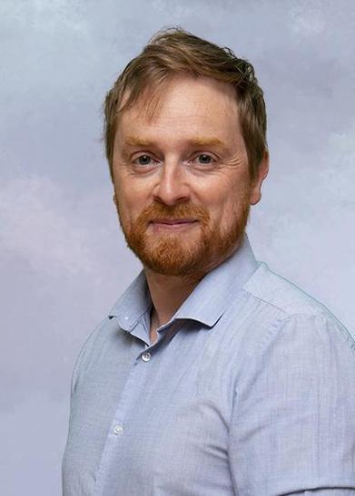 Mr Richard Smith, Literacy Lead