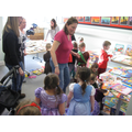 thank you to parent group for organising book sale