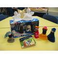 We really like our Nativity characters, thank you!