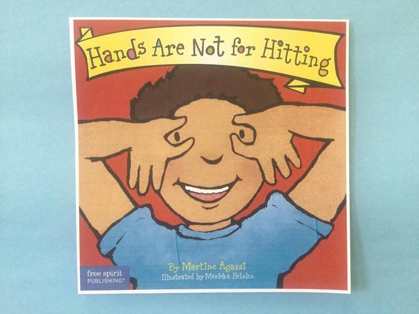 The cover of the book we read