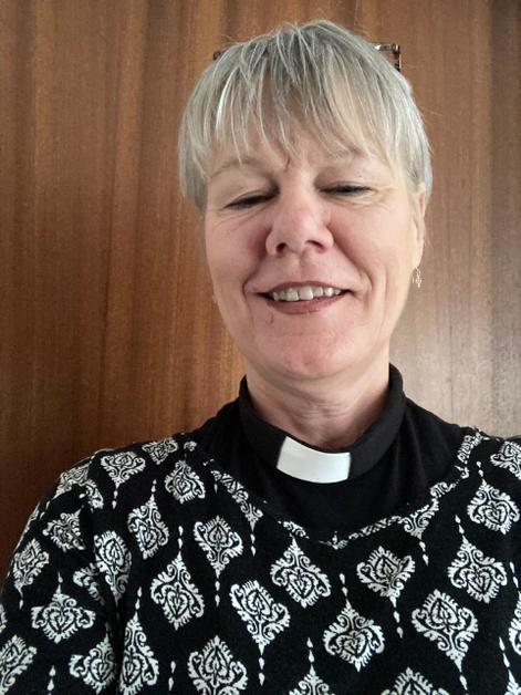 Rev Allison Harding