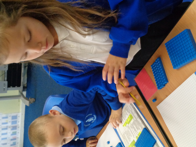 Using Base 10 to support Place Value understanding