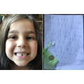 The tooth fairy was impressed by this letter!