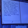 A brilliant story using Minecraft from RIley