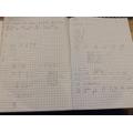 Great maths work Abigayle.