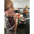 Another Y6 with some 'dough' it yourself baking!