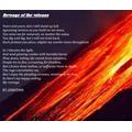 Jonathan's Volcano poem - a dark masterpiece!