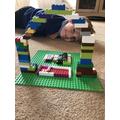 Building Lego :D
