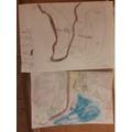 I think you enjoyed creating your map Jake.
