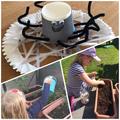 We love this spider technology work!