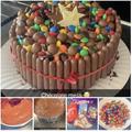 A cake-baking masterclass! Chocolicious, Brandon!