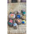 We love these stones!