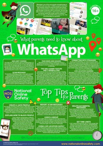 WhatsApp Parents Guide